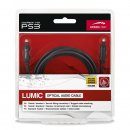 PS3, PS2 - LUMIC Optical Audio Cable, 2m