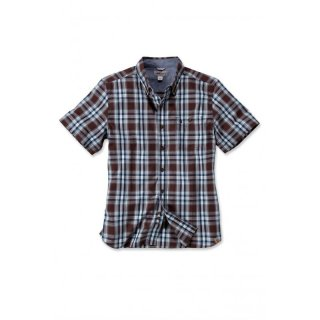 Onslow Plaid Short Sleeve Shirt Hemd Freizeithemd