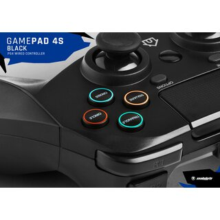 snakebyte GAME:PAD 4 S™ BLACK